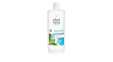 Aloe vera freedom