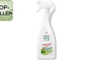 aloe vera emergency spray